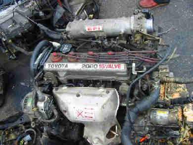 toyota двигатели 3s-fe